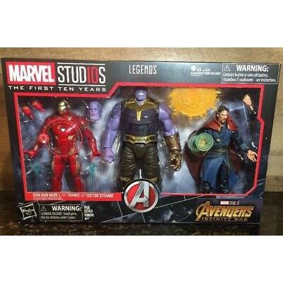 Marvel Legends Infinity War Thanos BAF Wave 3 Nighthawk SHIPS LOOSE!