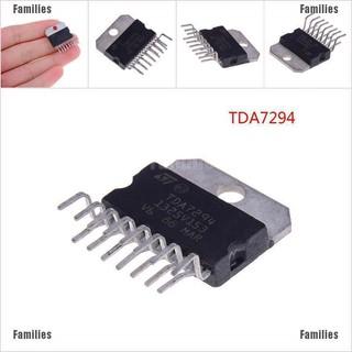 1Pcs audio amplifier IC ST ZIP-15 TDA7294 TDA7294V s PTSXI