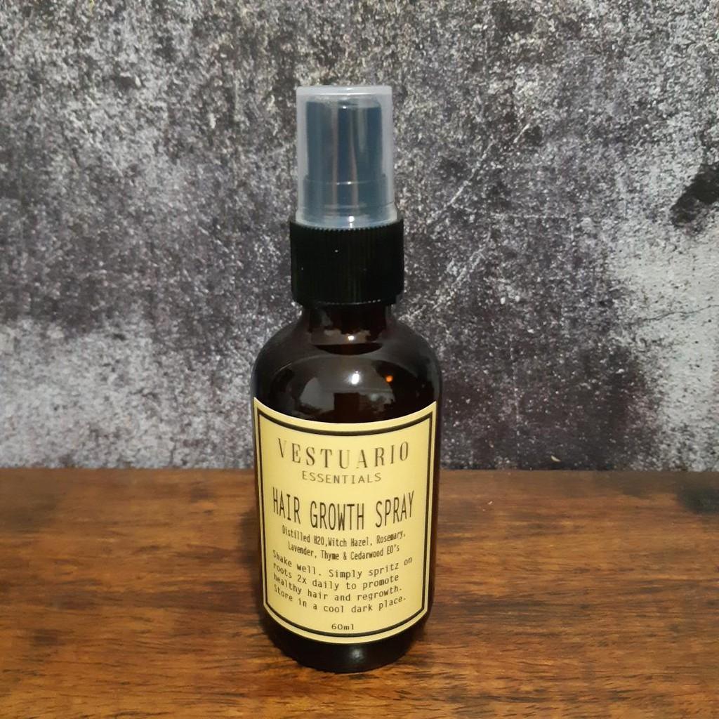 Essential Oil Blend Hair Growth Spray Pt Shopee Philippines