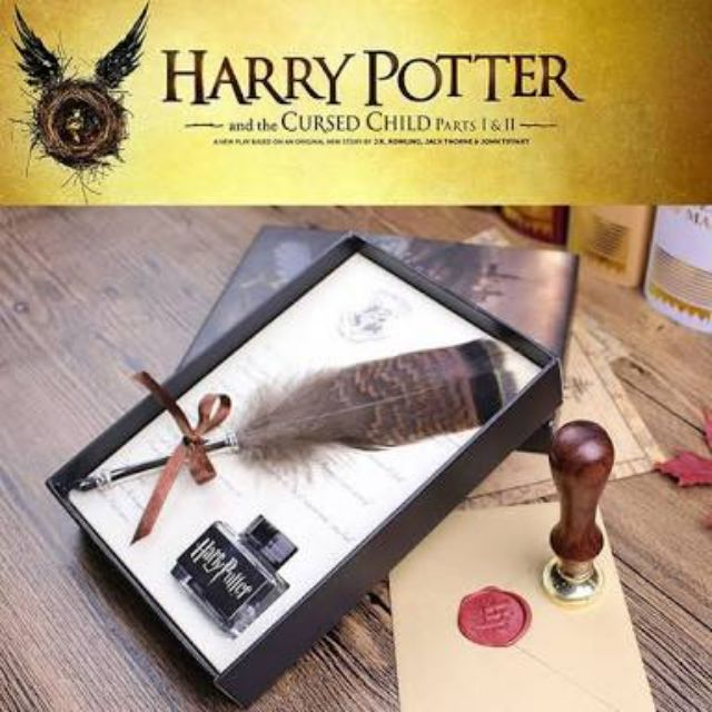 Harry Potter Feather Quill