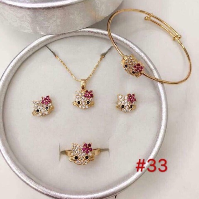 db311bc3a [Maii] Fashion Bangkok Rose Gold Jewelry Necklace #RN2C | Shopee Philippines