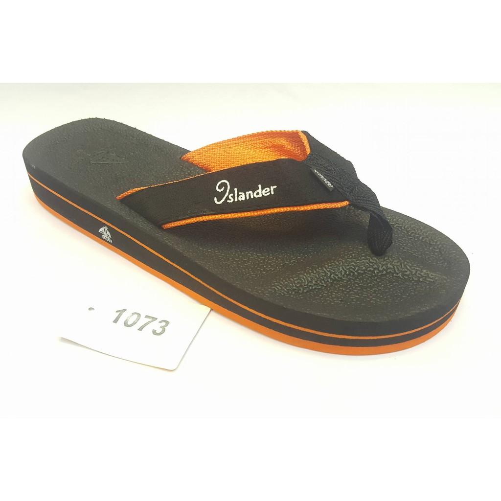 e6a9adfe6ebe4 Islander mens rubber slippers 100% original (makapal)