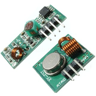 433Mhz RF Transmitter With Receiver Kit For Arduino | Shopee Philippines