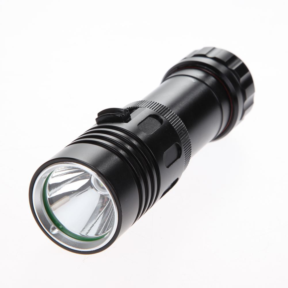 5000LM L2 LED Diving Underwater Flashlight Torches Waterproof Sports Outdoors HI
