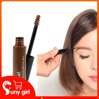 COD 100% ORI DNM Non-marking Eyebrow Cream Waterproof and ...