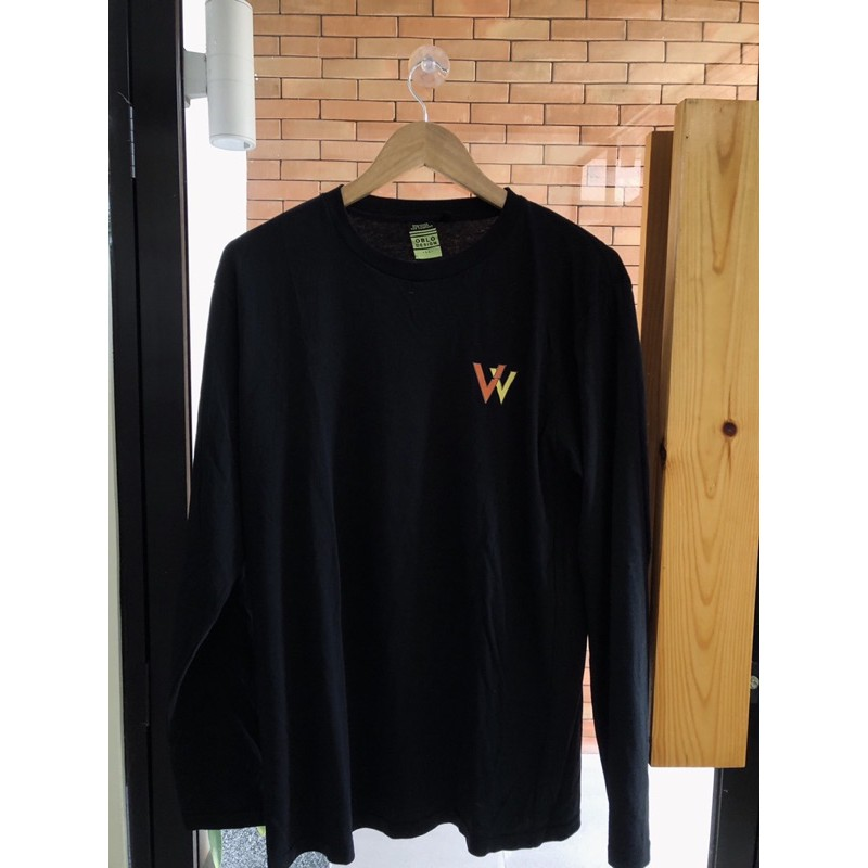 Preloved Black Longsleeve Men