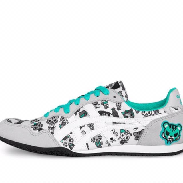 best website 28182 d5cda Onitsuka Tiger x Tokidoki Shoes