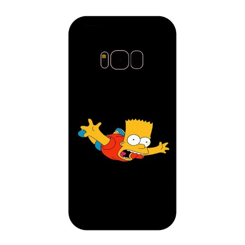 detailed look 32d7a 482b8 Bart Simpson Silicon Case for Oppo F1s