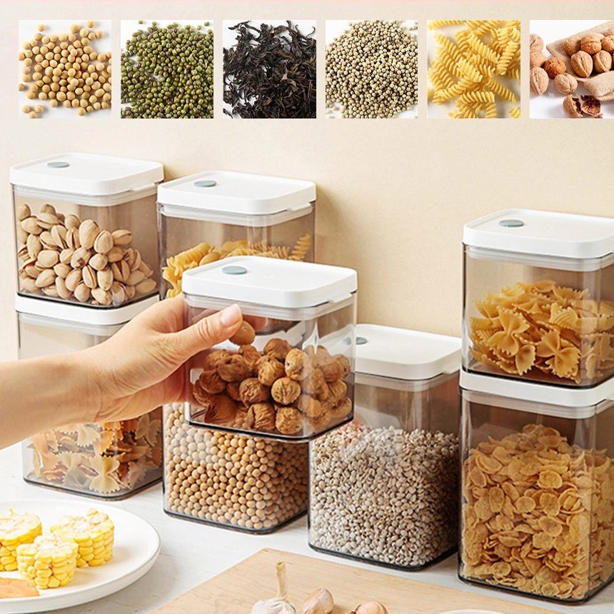 Sealed Airtight Food Storage Container, Airtight Food Storage Container