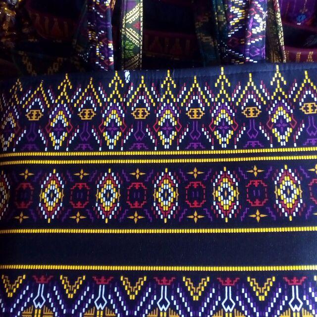 Batik Bag ( Colorful Designs)