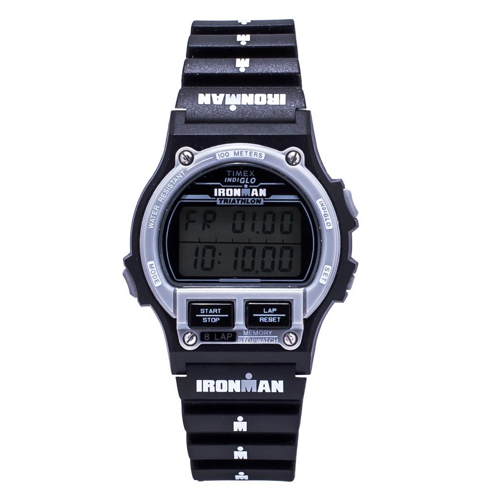 0e8b3496294f9 Timex Ironman 8 Lap Black Shuttle Unisex Watch TW5K97800