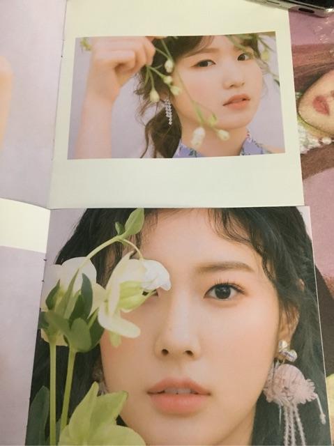 Izone Heart*Iz Mini Photobook