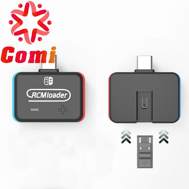 🎮 🎶 Nintendo Switch RCM Loader USB Dongle Click Hack NS SX OS Shorter  With Injector
