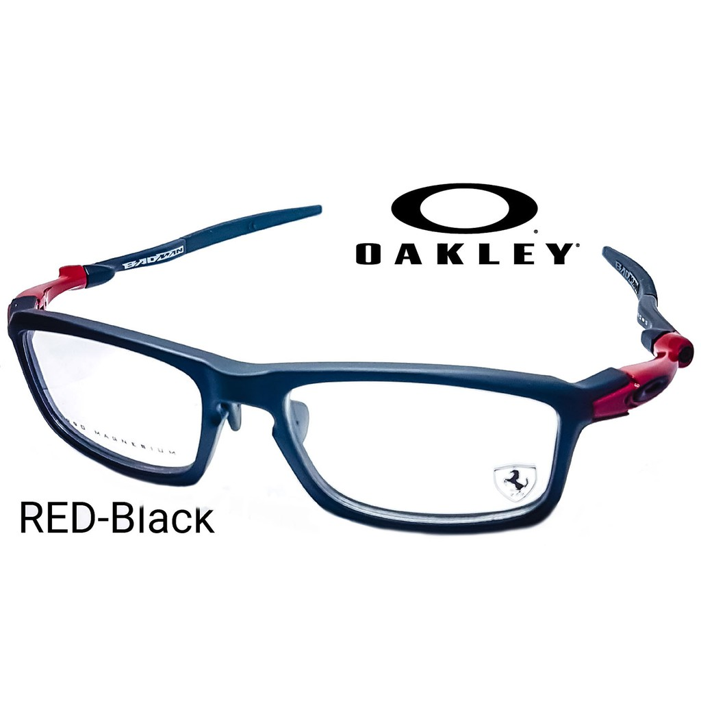 7746f629e9 Tincup Half-Rim Silver (52-17) Oakley Eyeglasses RX Frames