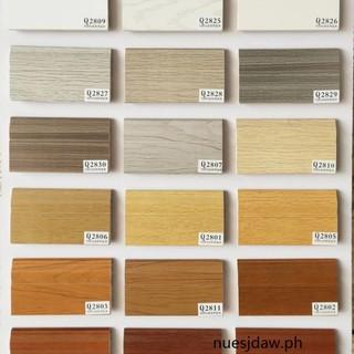 ღfloor Closing Stripsღready Stockpvc Vinyl Floor Skirting Multi Layer Solid Wood Flooring Solid Wood Baseboard Floor Bas Shopee Philippines