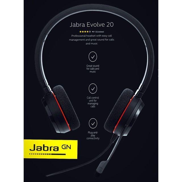 Jabra Evolve 20 Shopee Philippines