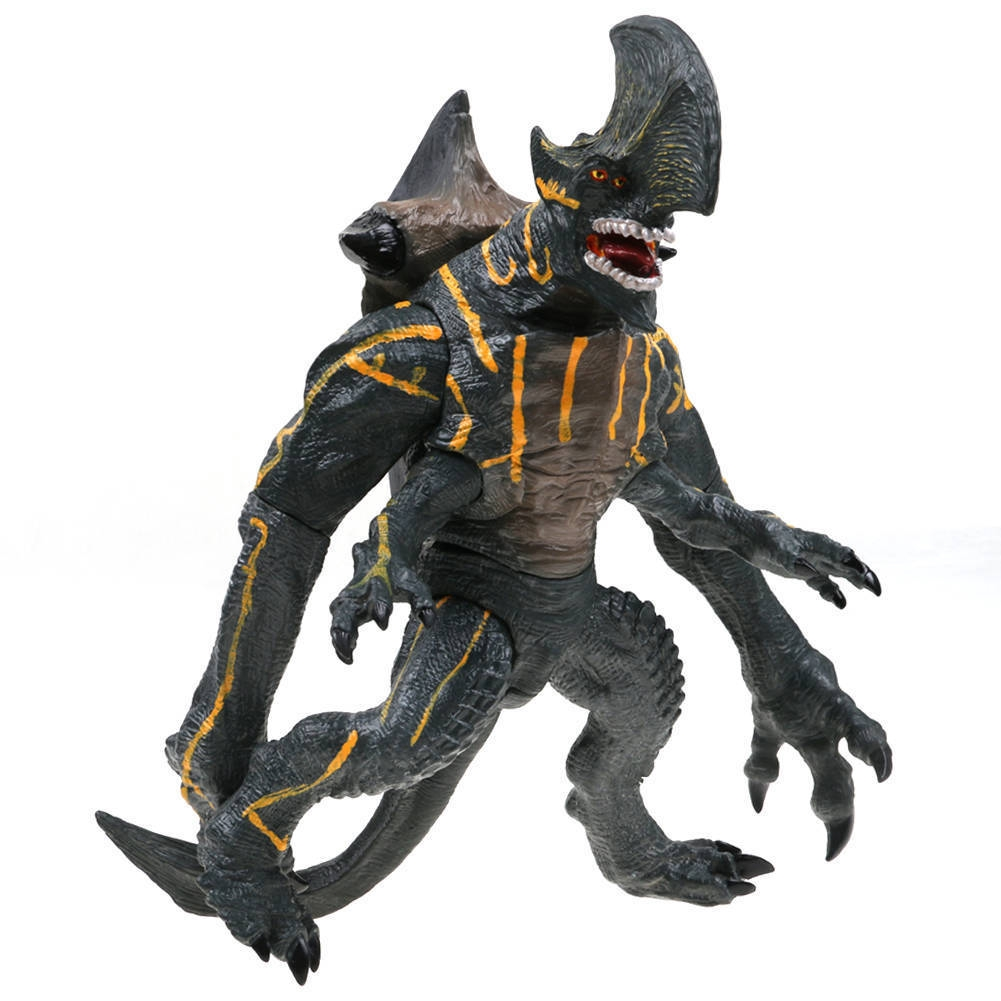 Pacific Rim Kaiju Knifehead And Trespasser Action Figures Statue Birthday Gift