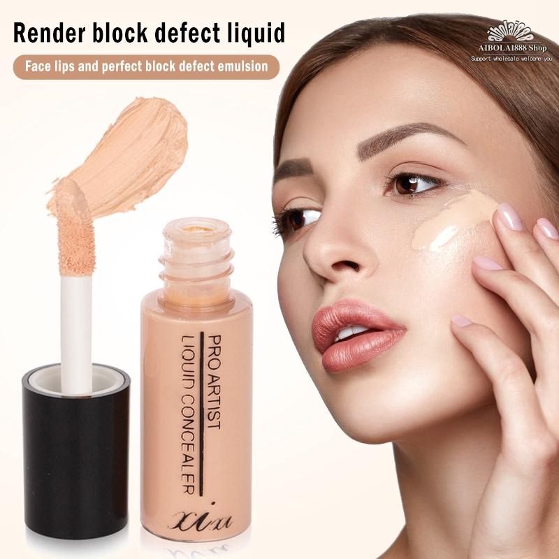 Full Cover Liquid Concealer Face