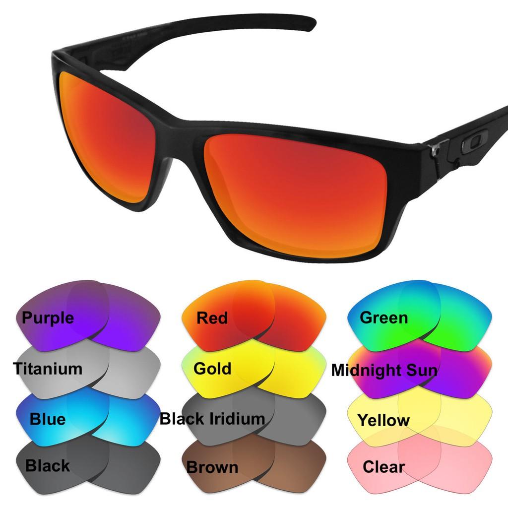 ce30da313bf Walleva Replacement Lenses Oakley Madman Sunglasses