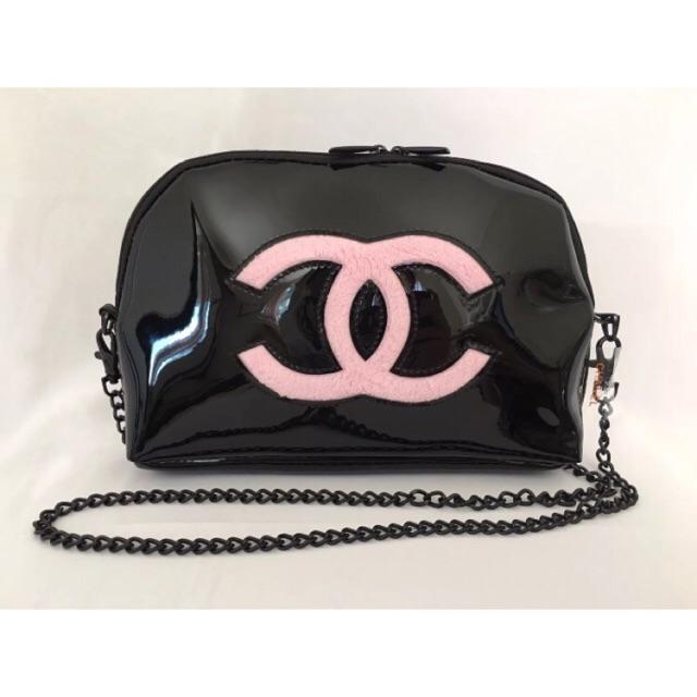 96eebb99085f RARE Chanel Dome Patent Chain Bag VIP GIFT | Shopee Philippines