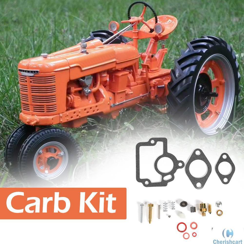 ✔CHE COD✔R116 Carb Repair Kit for International Farmall Super H M W4 O4 W6  Tractor