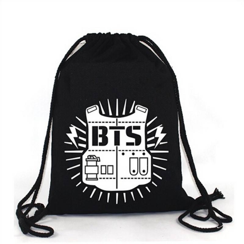 BTS String Bag
