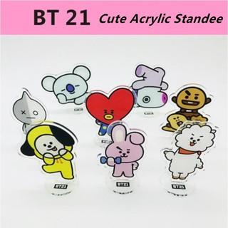 BT21 ACRYLIC STANDEE | Shopee Philippines
