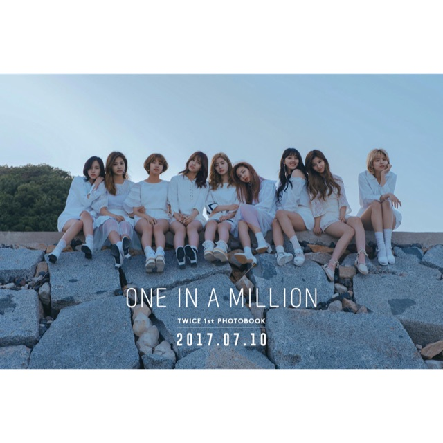 Twice One In A Million Photobook Shopee Philippines
