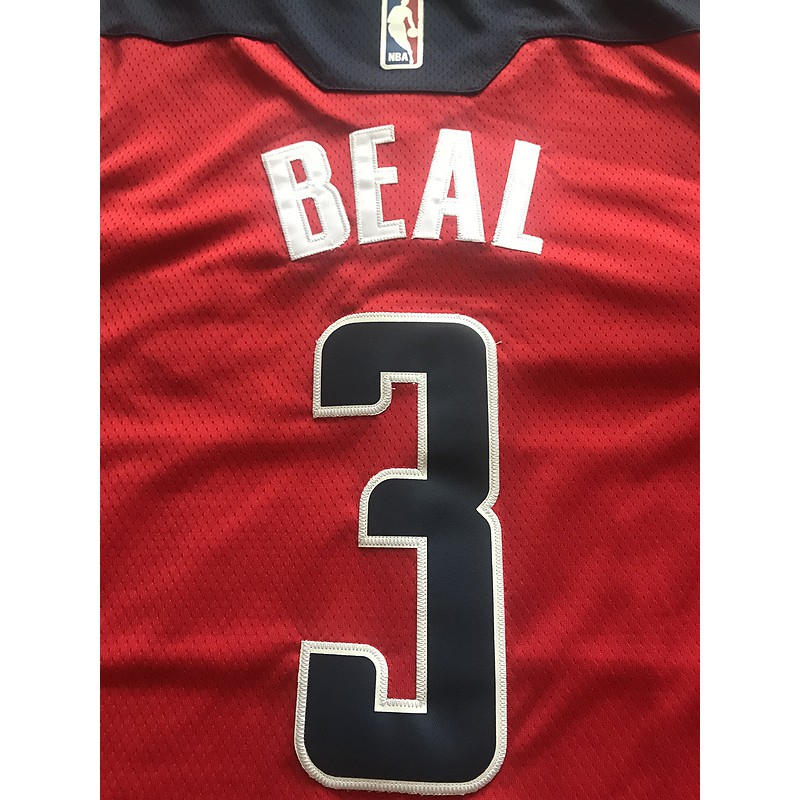 sports shoes e1625 2d37c dingss Nike Bradley Beal #3 Washington Wizards NBA Jersey Cheaper