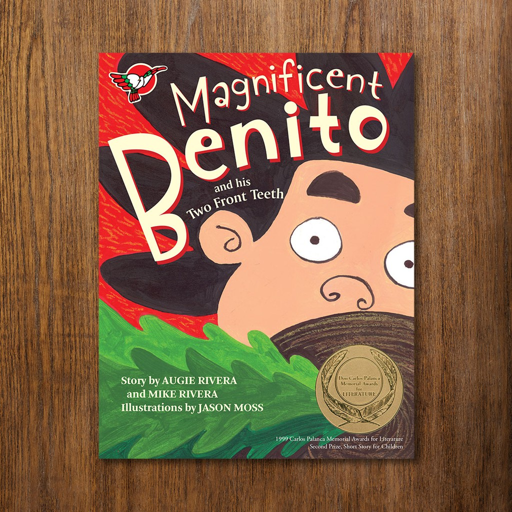 Magnificent Benito and His Two Front Teeth Storybook