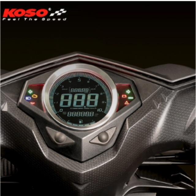 KOSO speedometer MIOi 125