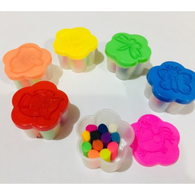 Children Kids Art Craft Modelling Clay Plasticine Ideal Party Loot Bag Fillers