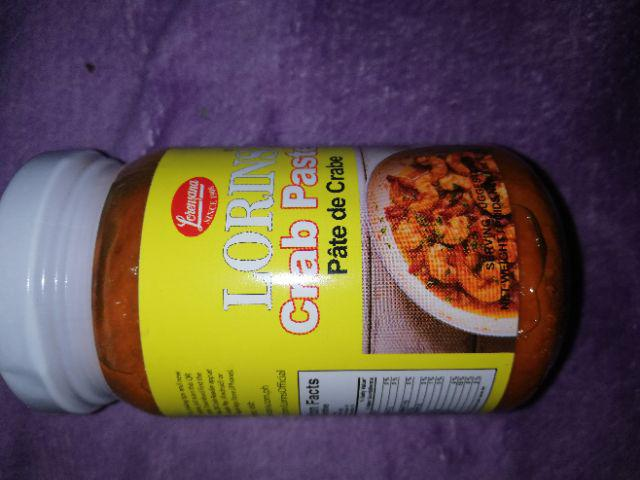 Lorins Crab Paste / Taba ng Talangka | Shopee Philippines