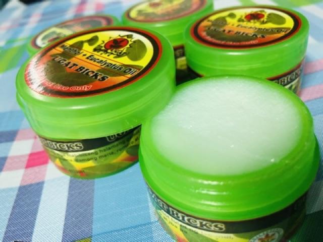 Ugat Bicks (menthol + eucalyptus oil)   Shopee Philippines