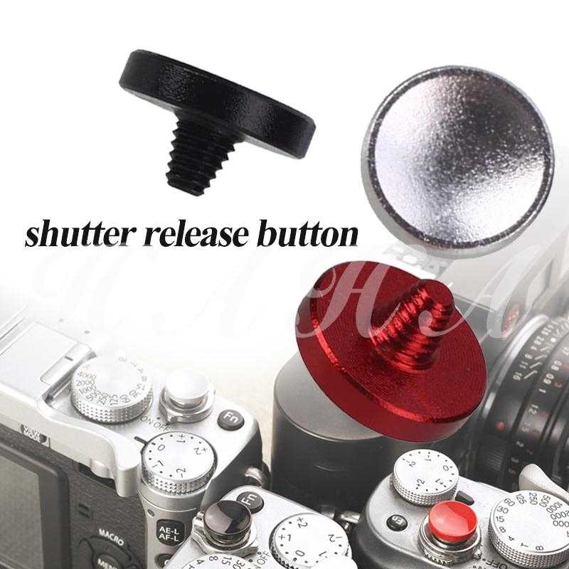 Cat Shadow Red Small Shutter Soft Release Button