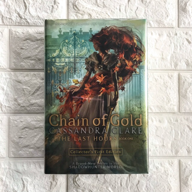 Chain Of Gold Cover
