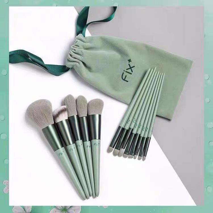 BEST 13 pcs set Makeup Brushes Authentic FIX brushes COD | Shopee  Philippines
