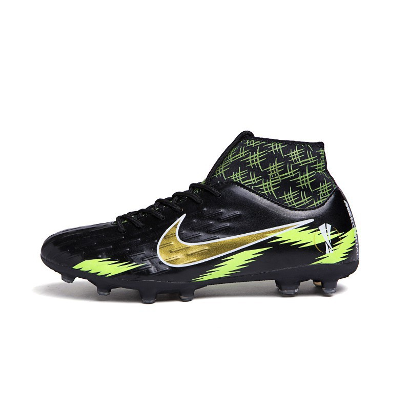 a54618b6e Nike 100% Men Outdoor Soccer Shoes Turf Indoor Futsal Shoes Kasut Bola  Sepak