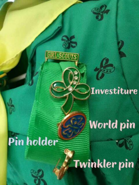 GSP Pins, Pin Holder, GSP Belt   Shopee Philippines