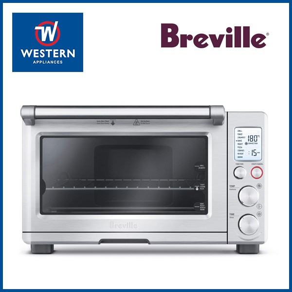 Breville Bov820 22 Liters Smart Oven Pro Shopee Philippines
