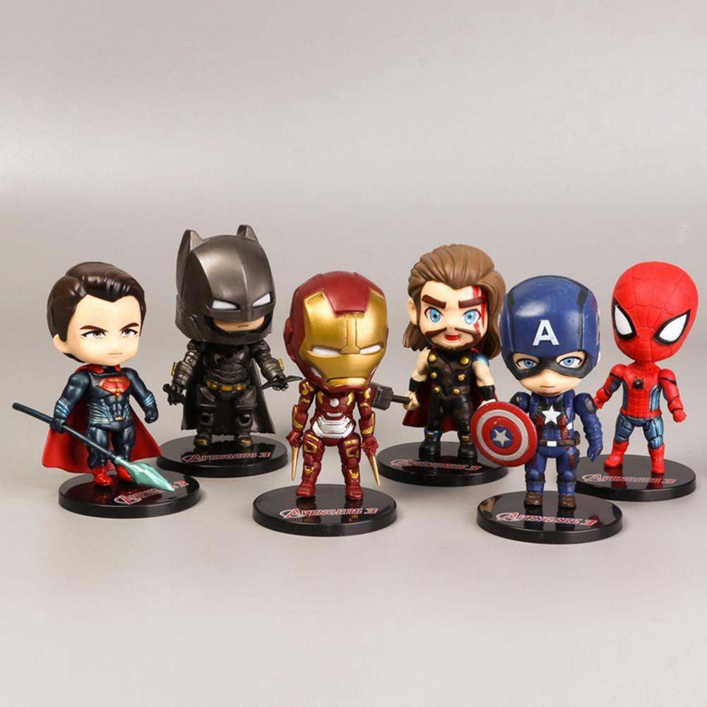 Avengers Infinity War Thanos Gauntlet Mini Figures Bausteine Spielzeug Geschenk