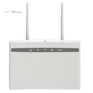 Pomya WiFi Router USA Version US 100-240V High Power Fast 4G Industrial Grade Wireless Router Card Router MT7620A Master Chip