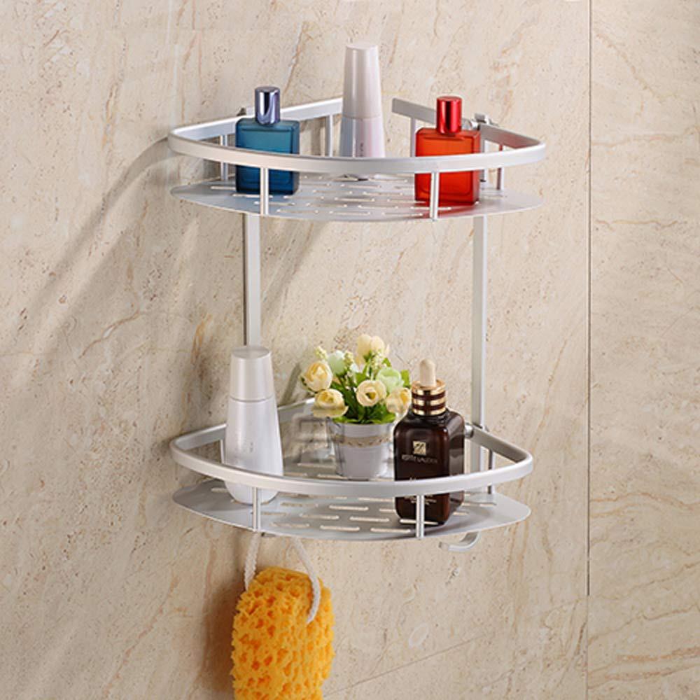 Wall Shelf Shower Shampoo Holder