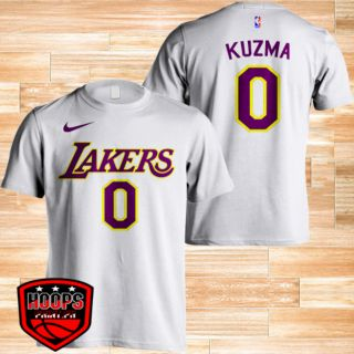 quality design cd0a6 a22c9 NBA KYLE KUZMA LAKERS SHIRT