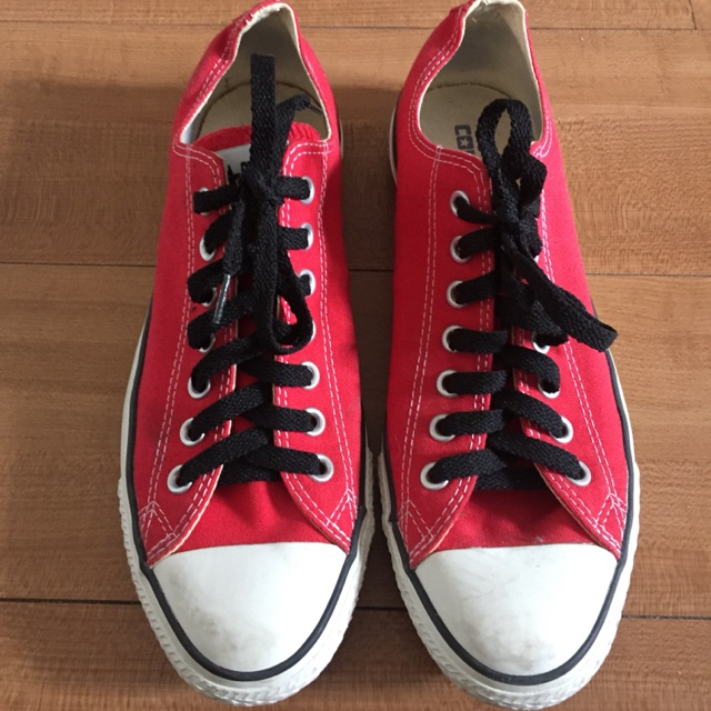 quality design d61a4 24830 Original CONVERSE Chucks Chuck Taylor Red