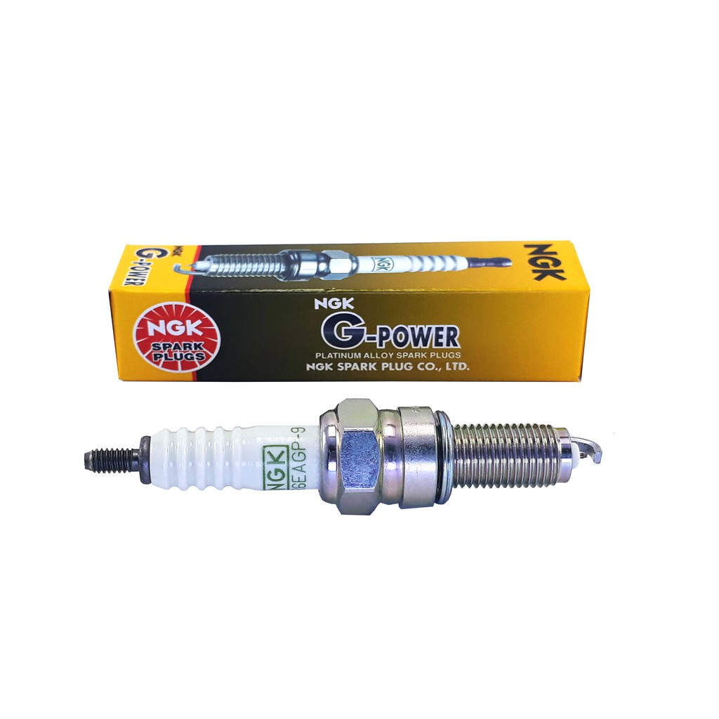NGK Spark Plug Platinum G-Power CPR6EAGP-9 for Xrm125