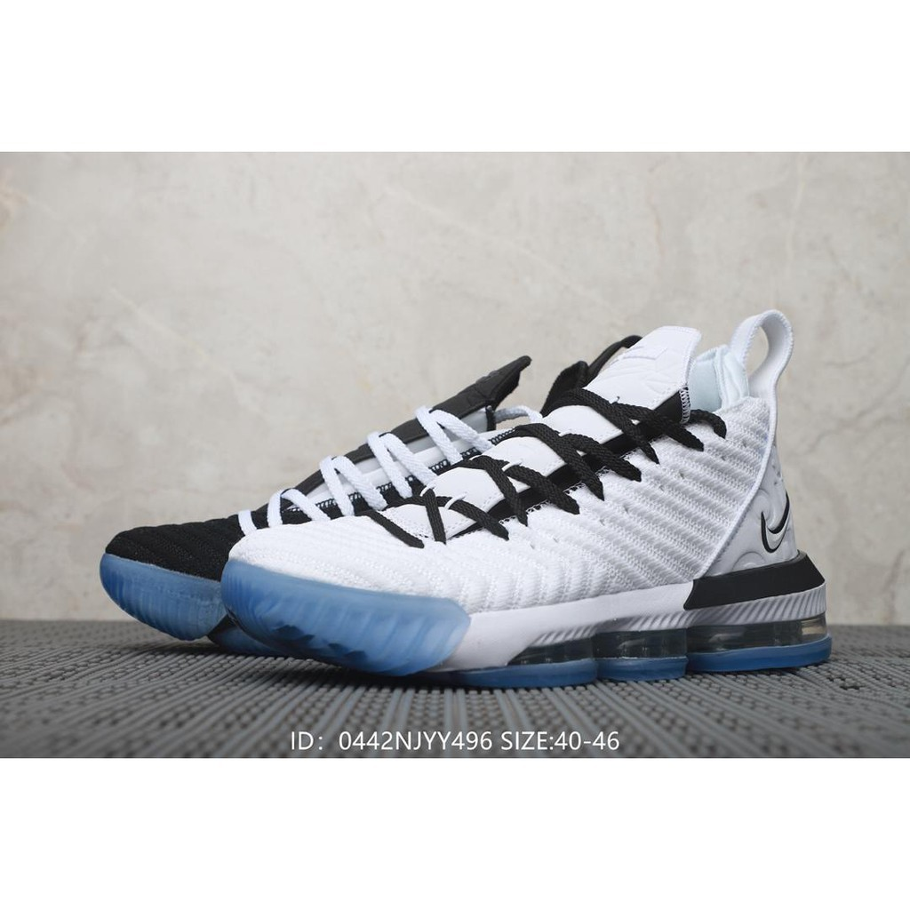 f53b76521f9d6 Nike Lebron James 16 What The BHM Basketball Shoes For Men s new ...