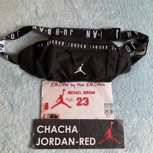 genuino mejor calificado nuevo estilo de diseñador nuevo y usado Jordan Belt Bag | Shopee Philippines