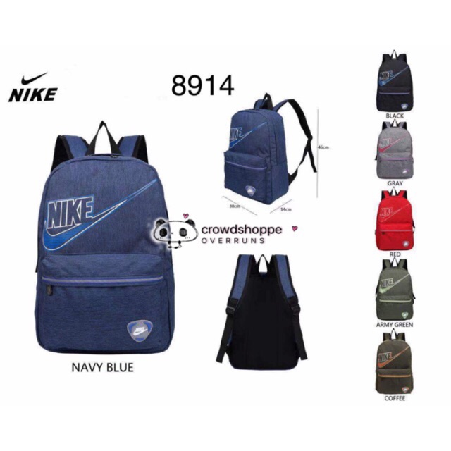 the best attitude 9d299 9b22b Nike Air Jordan Jumpman Trainer Duffel Gym Bag Black Silver   Shopee  Philippines