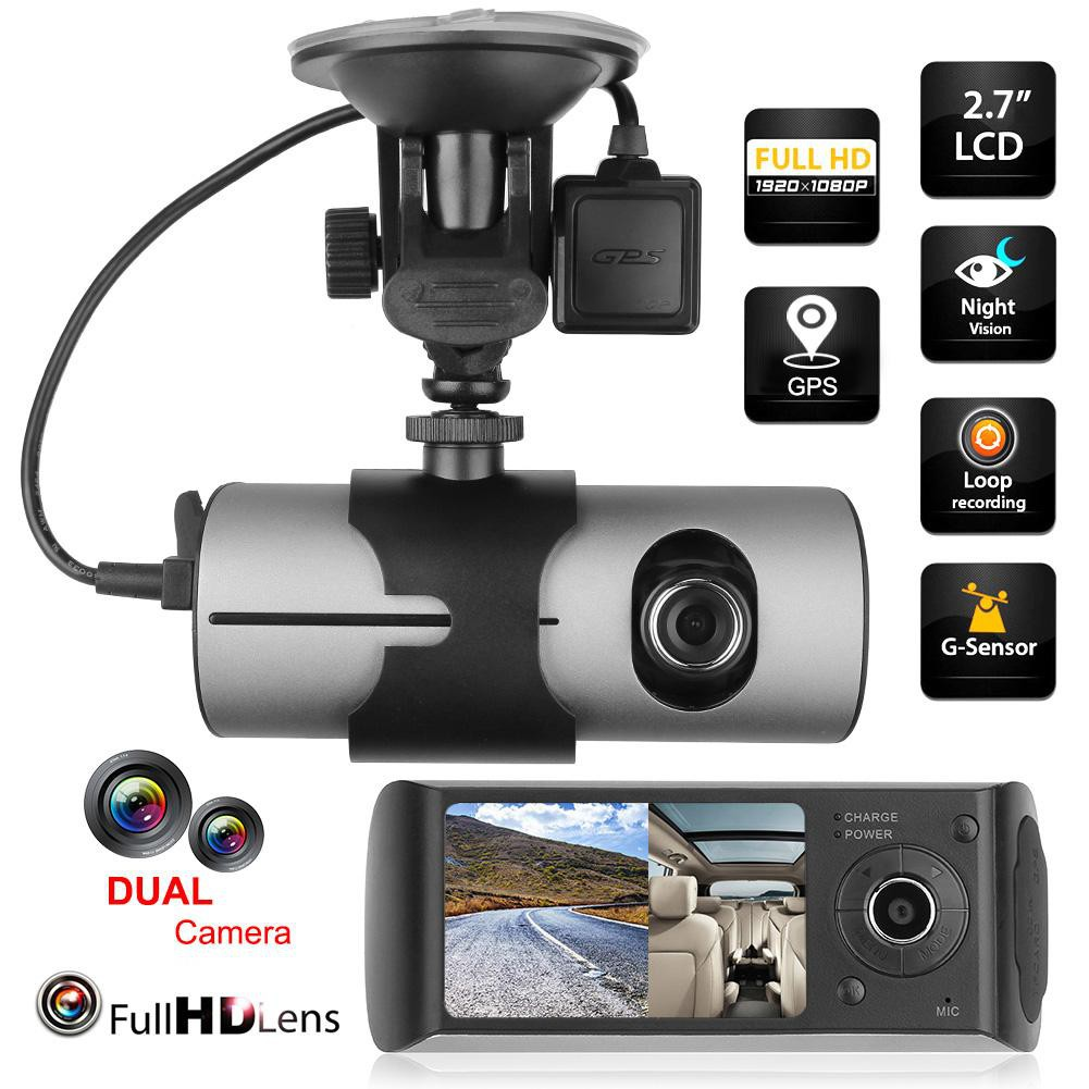 Back To Search Resultsautomobiles & Motorcycles Panorama Wifi Double Lens 340 Wide-angle Camera Night Vision Sensor 12 Million Pixels Loop Recording Motion Detection Recorder